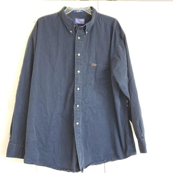 Pendleton Other - Men's Pendleton Long Sleeve Button Up Shirt XXL